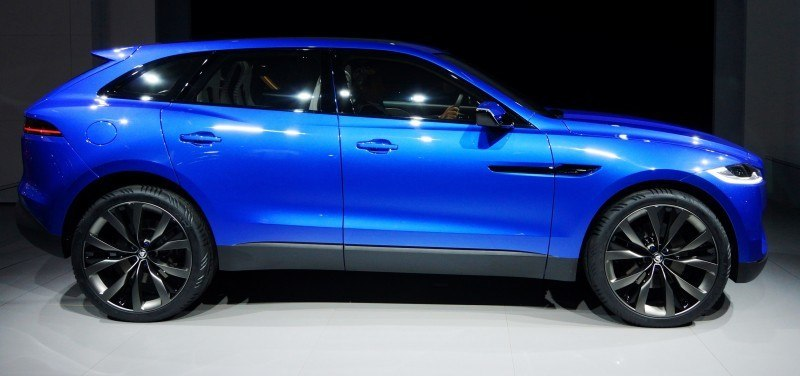2016 JAGUAR XQ-Type Preview - C-X17 SUV in 150 Photos, 4 Colors 6