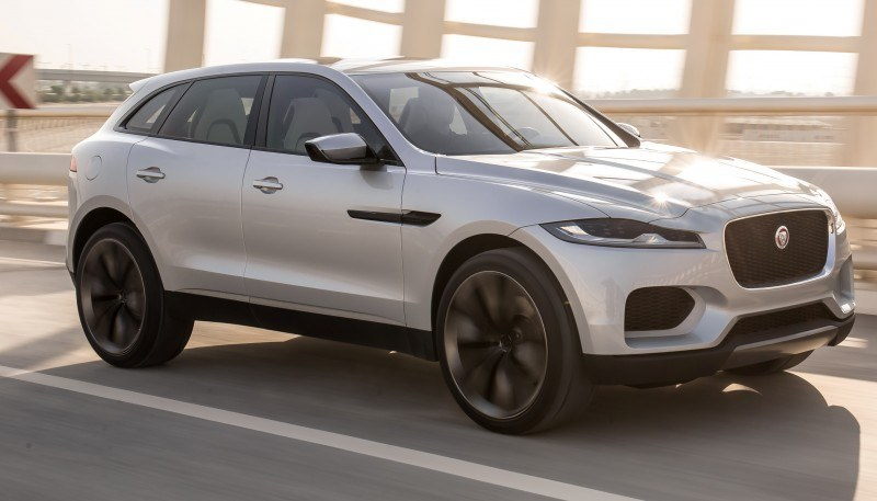 2016 JAGUAR XQ-Type Preview - C-X17 SUV in 150 Photos, 4 Colors 60