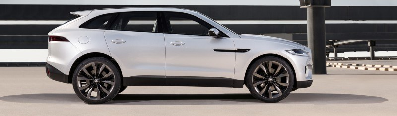 2016 JAGUAR XQ-Type Preview - C-X17 SUV in 150 Photos, 4 Colors 62