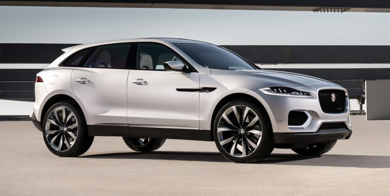 2016 JAGUAR XQ-Type Preview - C-X17 SUV in 150 Photos, 4 Colors 63