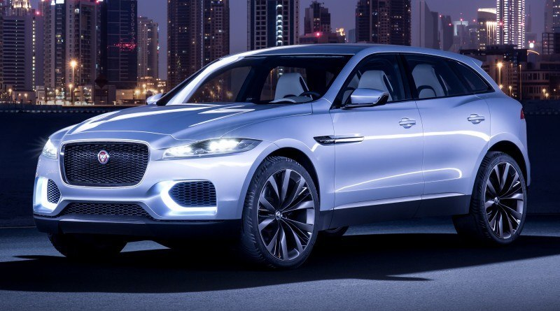2016 JAGUAR XQ-Type Preview - C-X17 SUV in 150 Photos, 4 Colors 65