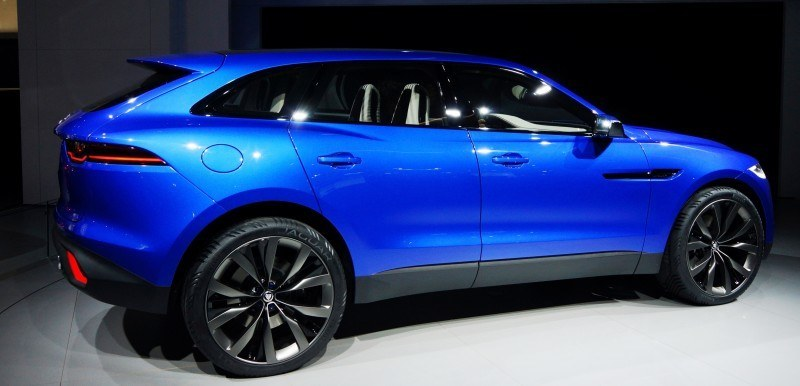 2016 JAGUAR XQ-Type Preview - C-X17 SUV in 150 Photos, 4 Colors 7