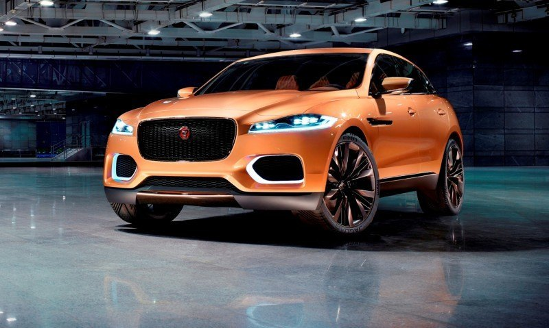 2016 JAGUAR XQ-Type Preview - C-X17 SUV in 150 Photos, 4 Colors 74