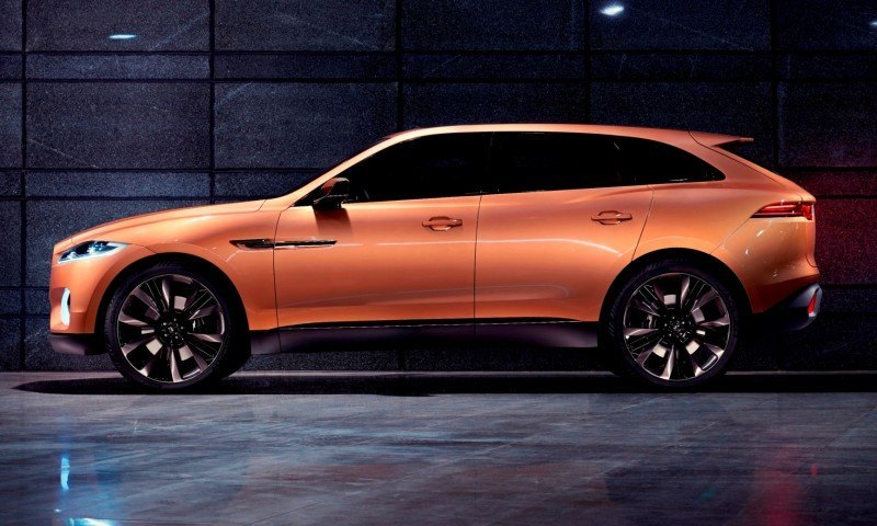 2016 JAGUAR XQ-Type Preview - C-X17 SUV in 150 Photos, 4 Colors 75