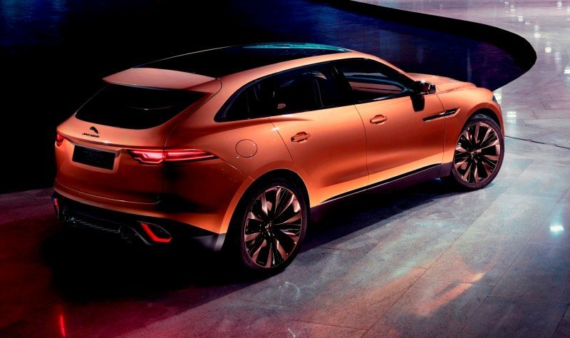 2016 JAGUAR XQ-Type Preview - C-X17 SUV in 150 Photos, 4 Colors 78