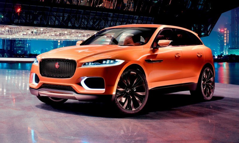 2016 JAGUAR XQ-Type Preview - C-X17 SUV in 150 Photos, 4 Colors 79