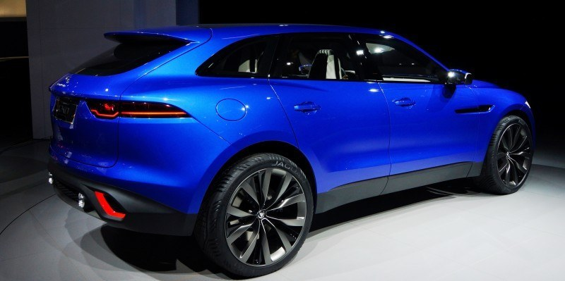 2016 JAGUAR XQ-Type Preview - C-X17 SUV in 150 Photos, 4 Colors 8