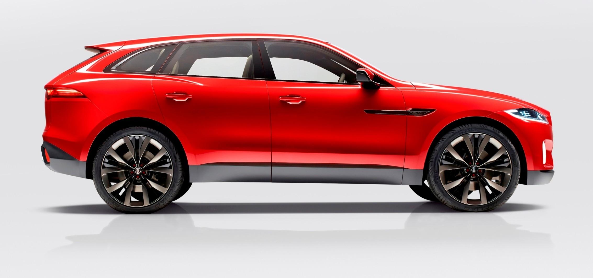 2016 JAGUAR XQ Type Preview C X17 SUV in 150 s 4
