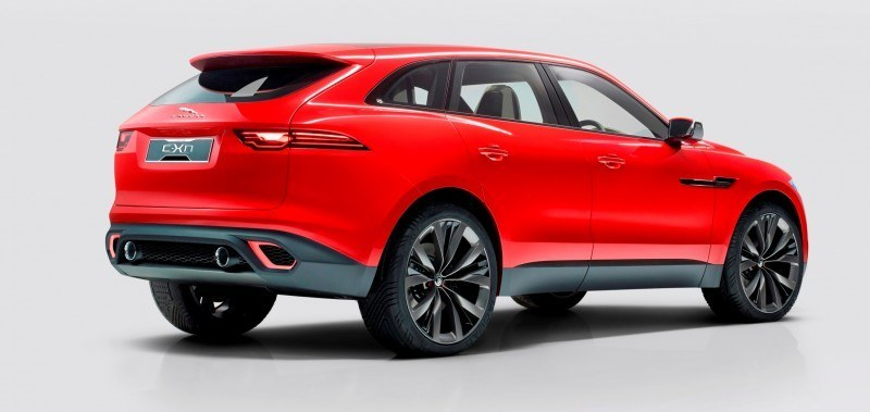 2016 JAGUAR XQ-Type Preview - C-X17 SUV in 150 Photos, 4 Colors 90