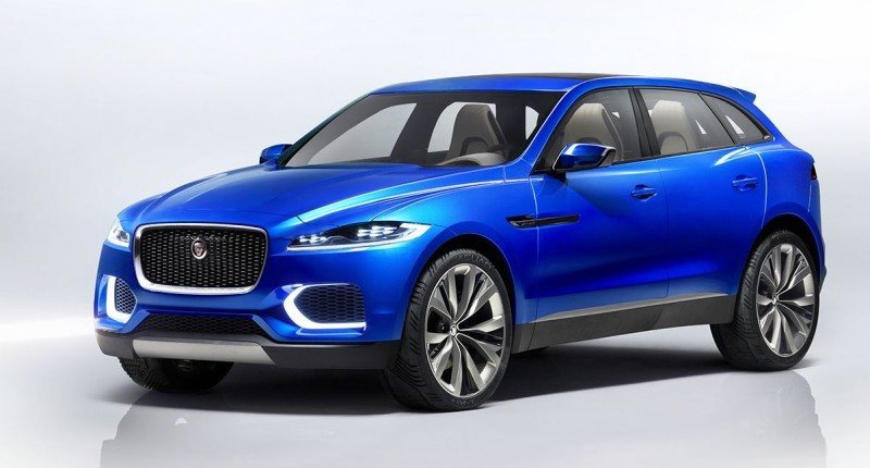 2016 JAGUAR XQ-Type Preview - C-X17 SUV in 150 Photos, 4 Colors 96