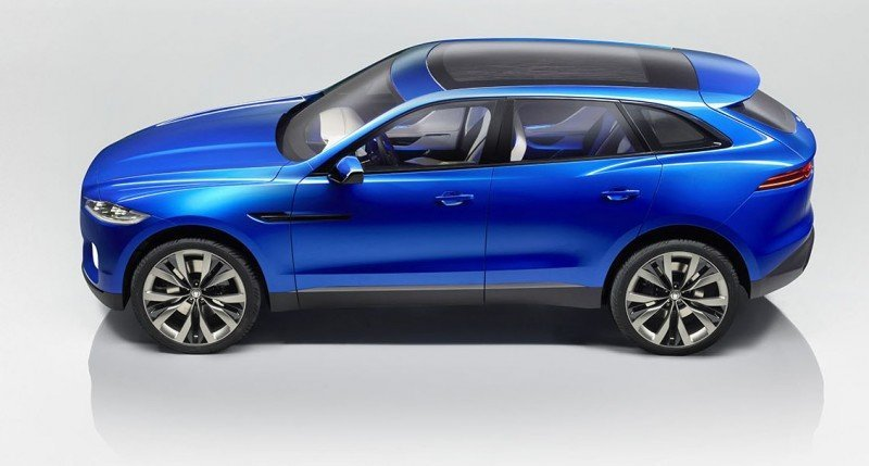 2016 JAGUAR XQ-Type Preview - C-X17 SUV in 150 Photos, 4 Colors 97