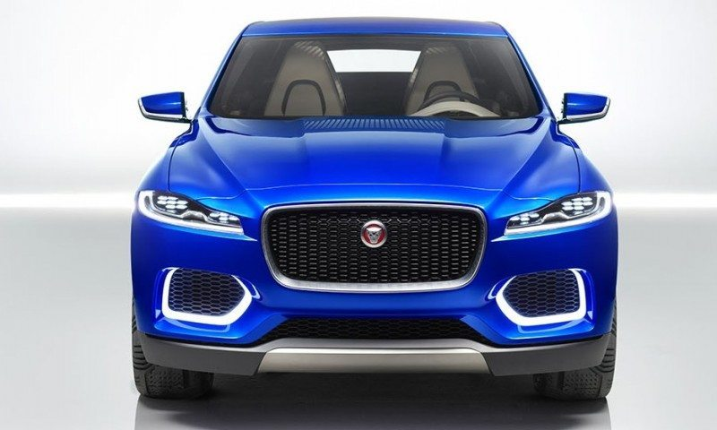 2016 JAGUAR XQ-Type Preview - C-X17 SUV in 150 Photos, 4 Colors 99