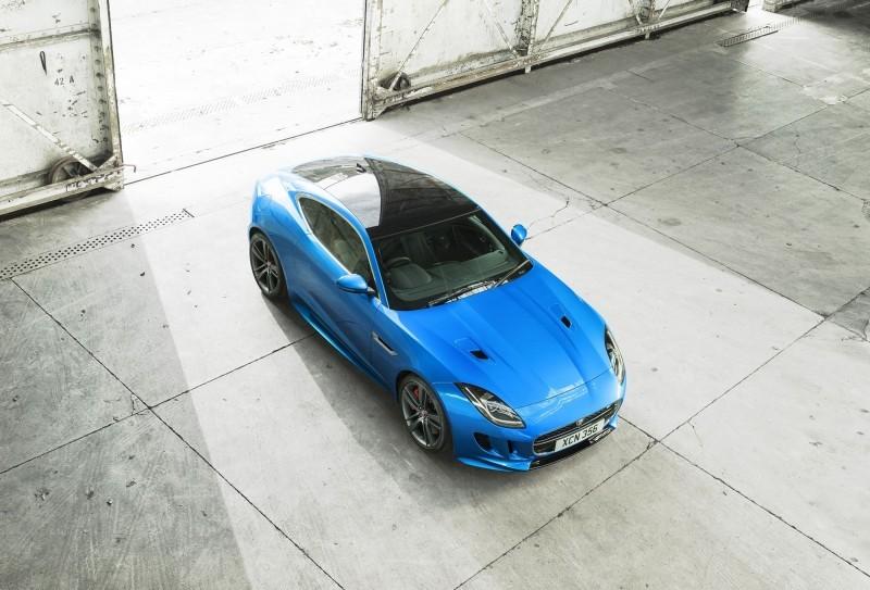 2016 Jaguar F-TYPE British Design Edition 11