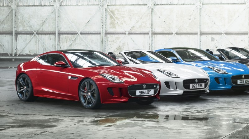 2016 Jaguar F-TYPE British Design Edition 15