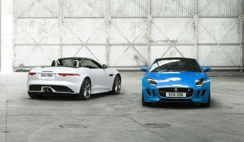 2016 Jaguar F-TYPE British Design Edition 17
