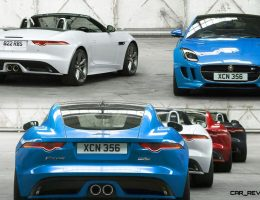 2016 Jaguar F-TYPE British Design Edition is UK-Only Sport Special