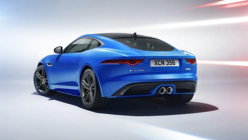 2016 Jaguar F-TYPE British Design Edition 4