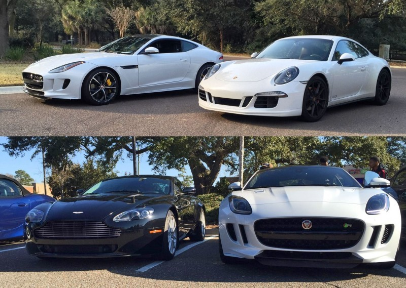 2016 Jaguar F-Type Coupe Meets Its Rivals 10-vert