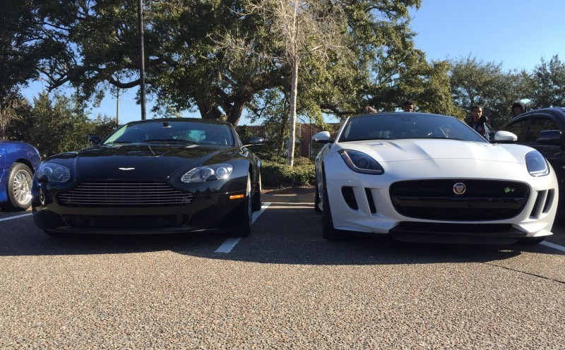 2016 Jaguar F-Type Coupe Meets Its Rivals 14