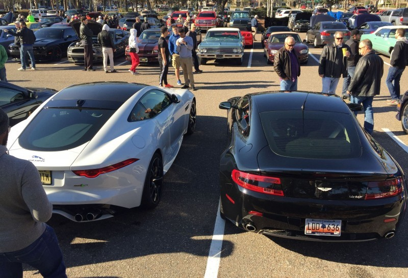 2016 Jaguar F-Type Coupe Meets Its Rivals 21