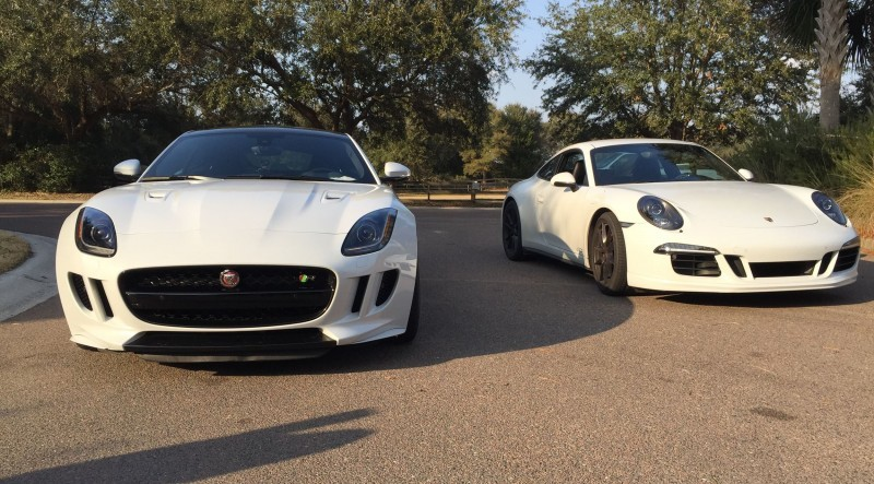 2016 Jaguar F-Type Coupe Meets Its Rivals 7
