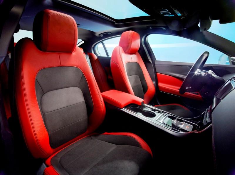 2016 Jaguar XE 21