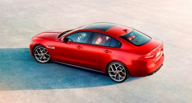 2016 Jaguar XE 8