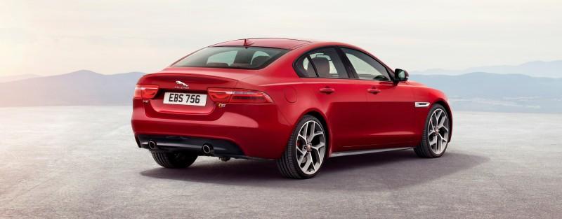 2016 Jaguar XE 9