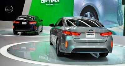 2016 KIA Optima Hybrid 6
