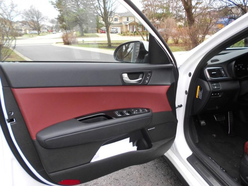 2016 Kia Optima SX Turbo Review 1