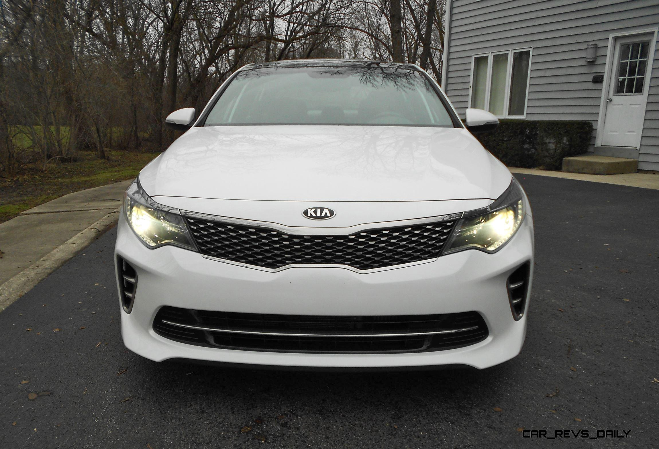 Lastest First Drive Review  2016 Kia Optima SX 20T  By Ben Lewis