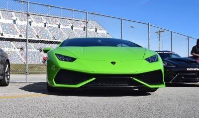 2016 Lamborghini HURACAN Verde Mantis  1
