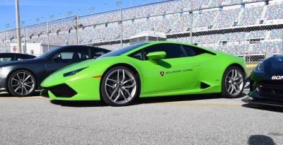 2016 Lamborghini HURACAN Verde Mantis  20