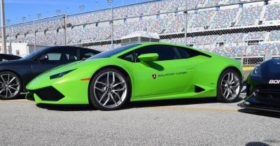 2016 Lamborghini HURACAN Verde Mantis 22