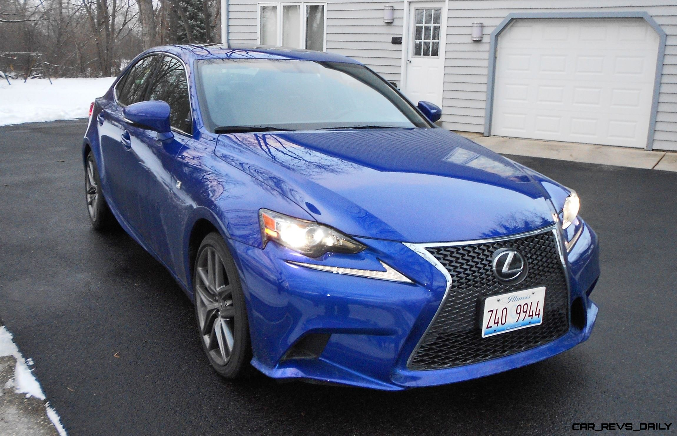 Road Test Review U2013 2016 Lexus IS200t F Sport