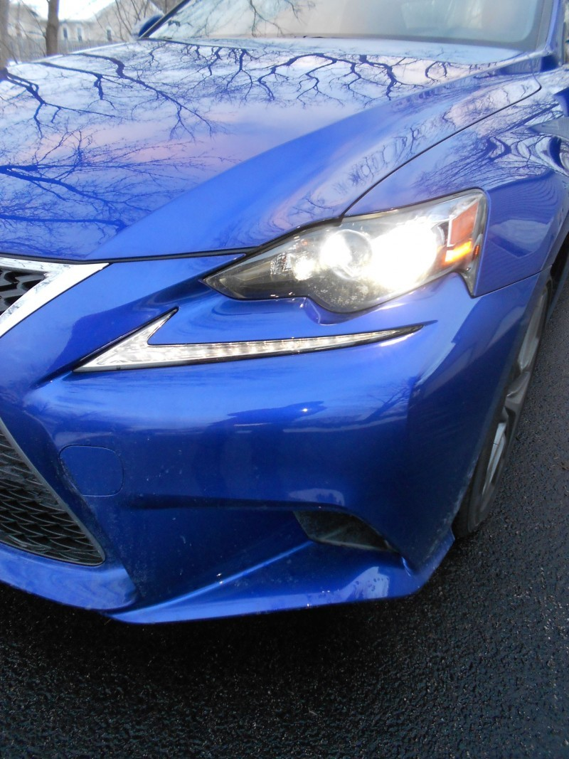 2016 Lexus IS200t F Sport Review Glassman 7