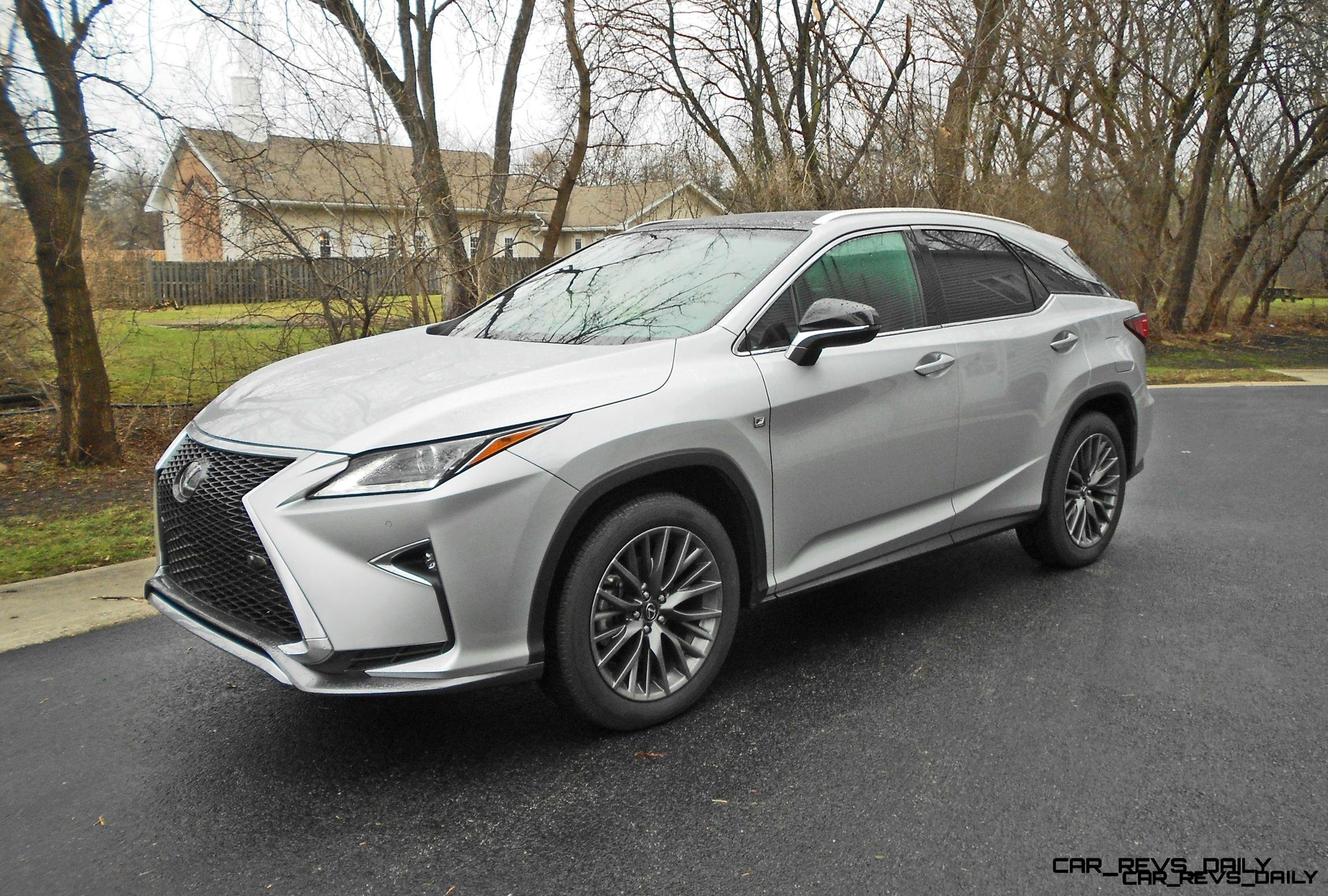 road test review 2016 lexus rx350 f sport awd. Black Bedroom Furniture Sets. Home Design Ideas