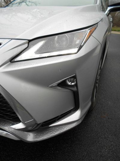 2016 Lexus RX350 AWD F Sport Review 4