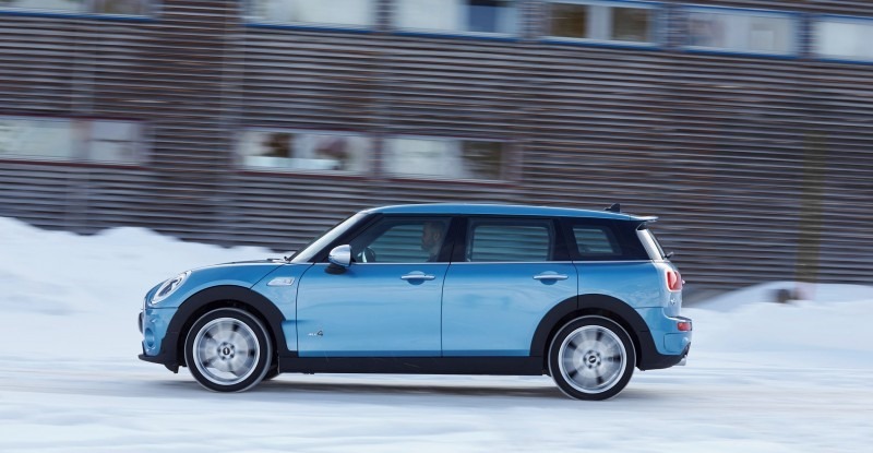 2016 MINI Clubman ALL4 Is New AWD, LWB Cooper S 44
