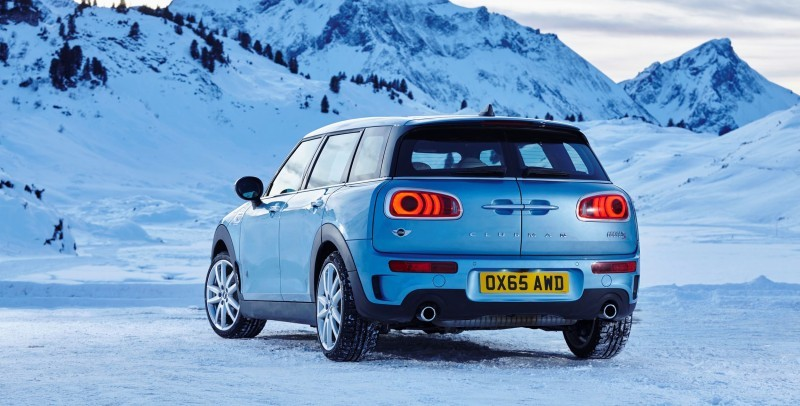 2016 MINI Clubman ALL4 Is New AWD, LWB Cooper S 51