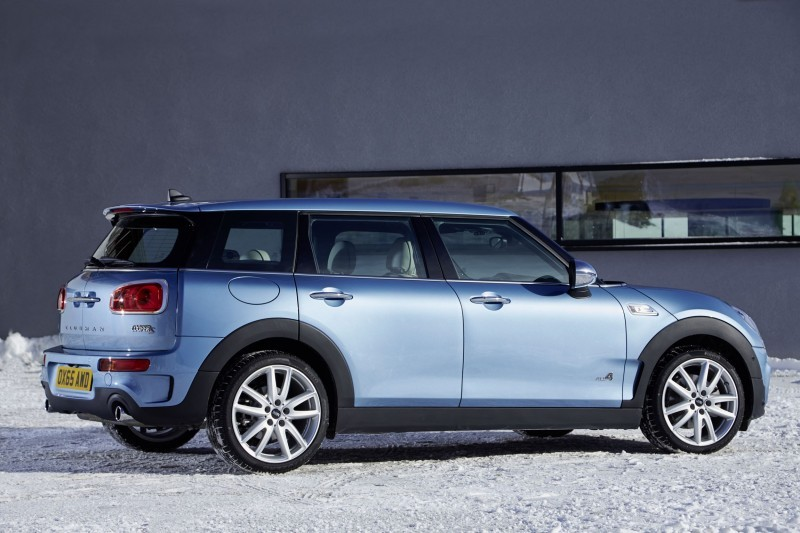 2016 MINI Clubman ALL4 Is New AWD, LWB Cooper S 59