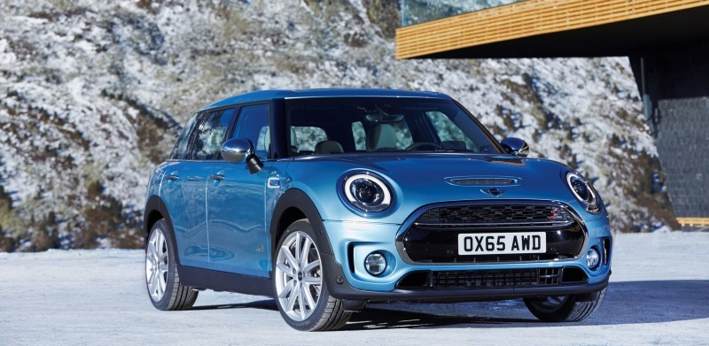 2016 MINI Clubman ALL4 Is New AWD, LWB Cooper S 67