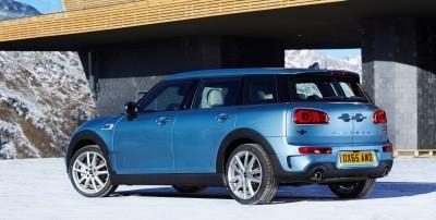 2016 MINI Clubman ALL4 Is New AWD, LWB Cooper S 69