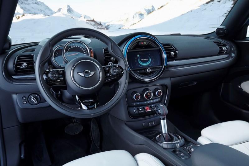 2016 MINI Clubman ALL4 Is New AWD, LWB Cooper S 77