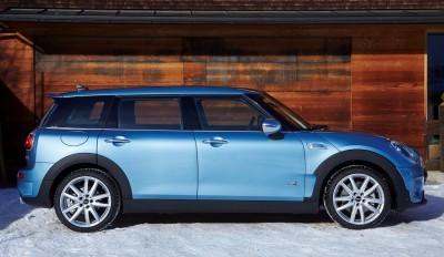 2016 MINI Clubman ALL4 Is New AWD, LWB Cooper S 86