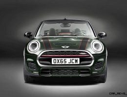 231HP, ~6.3s 2016 MINI JCW Convertible – Legacy Looks, Speed Shortage = Wandering Eyes