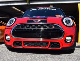 2016 MINI JCW Hardtop – USA First Look – Sweet New LEDs, Wider Stance Mark Out New $31k Bulldog