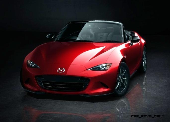 2016 Mazda MX-5 12