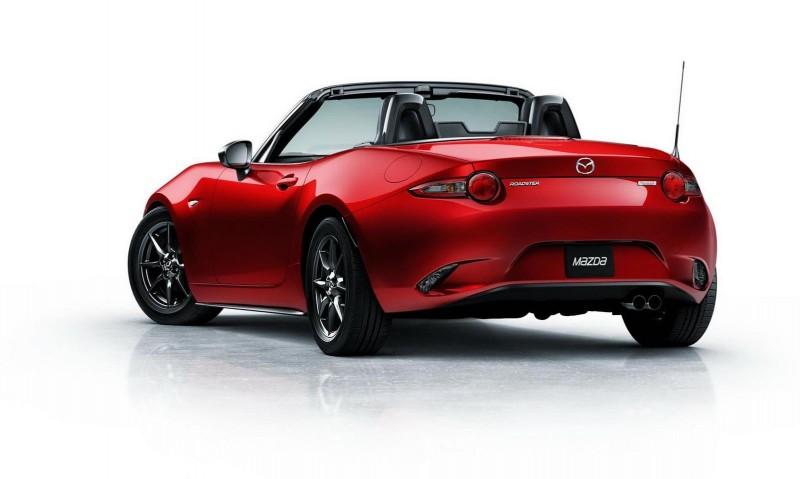 2016 Mazda MX-5 13