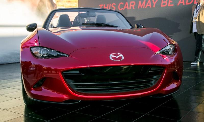 2016 Mazda MX-5 3